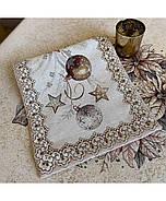 Салфетка Прованс Золотые праздники 30х50, фото 2