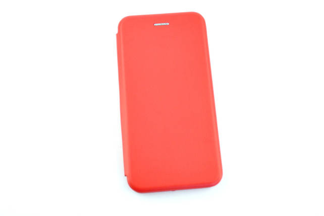Чехол-книжка Flip Cover for Xiaomi Redmi Note 9 Original Red (4you), фото 2