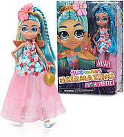 Велика Лялька Хэрдораблс Ноа 26 см Випускний бал Hairdorables Hairmazing Noah Fashion Doll, фото 1