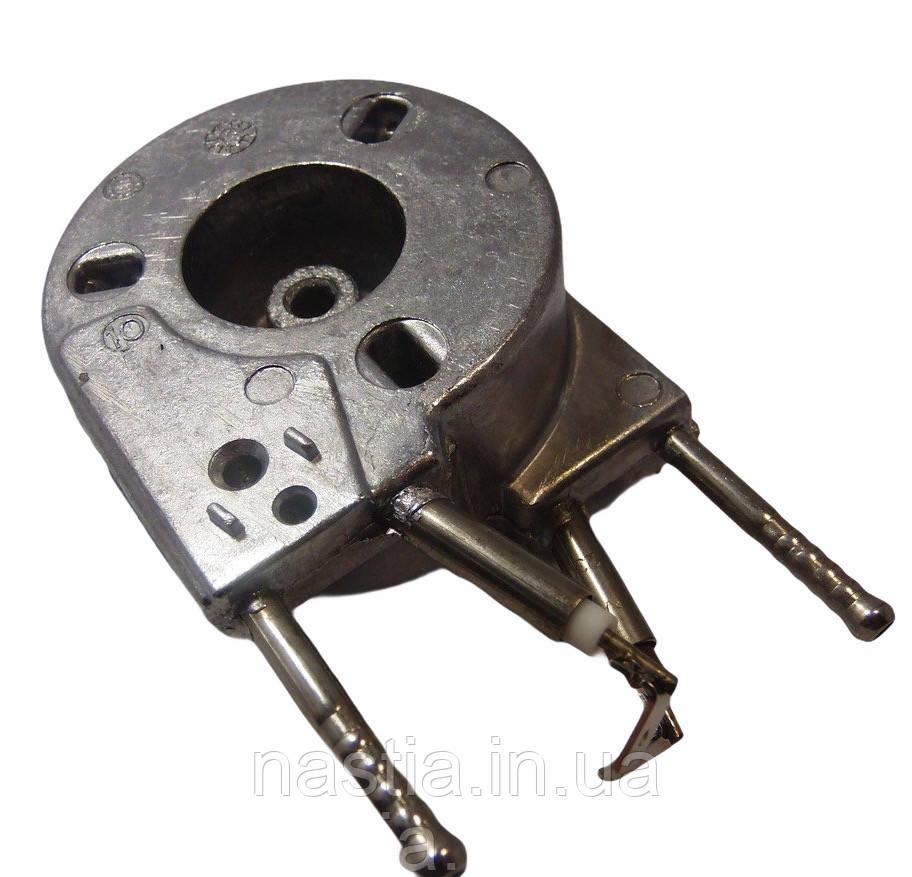11013735 J-бойлер, 230V, 1300W, під хомут, проточний, однотеновий, h=34mm