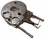 11013735 J-бойлер, 230V, 1300W, під хомут, проточний, однотеновий, h=34mm, фото 2