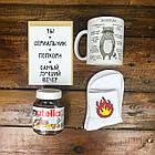 Подарочный Набор City-A Box Бокс для Женщины Мужчины Идеальный Друг из 4 ед №2408, фото 3