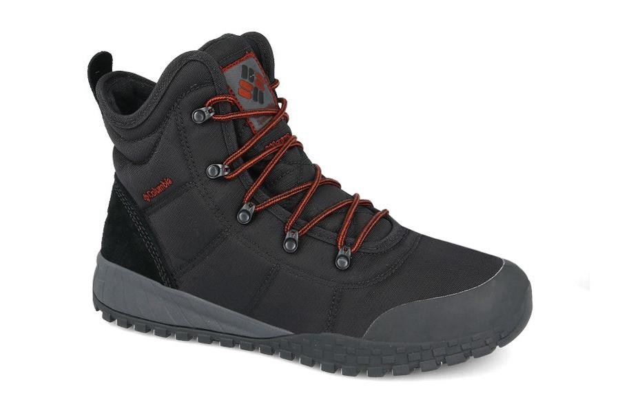 Мужские зимние ботинки Columbia FAIRBANKS OMNI-HEAT (BM2806 010)