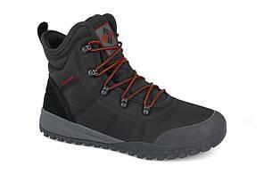 Мужские зимние ботинки Columbia FAIRBANKS OMNI-HEAT (BM2806 010), фото 2