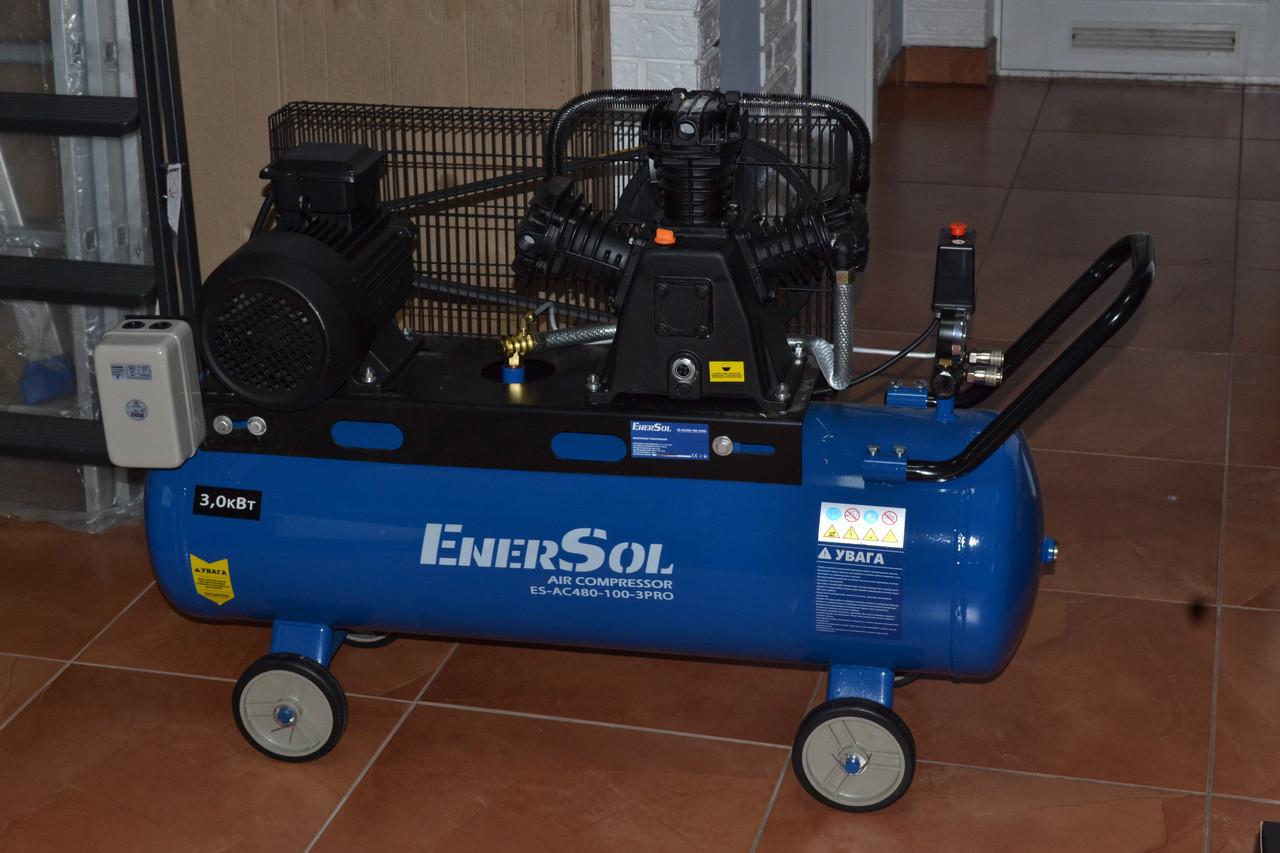 Компресор EnerSol ES-AC480-100-3PRO