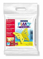FIMOair light легкая полимерная глина на водной основе, высыхающая на воздухе, 125 гр., цвет: желтый