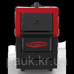 Котел твердотопливный 18 кВт Retra Light Plus, стальной бытовой котел