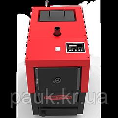 Твердотопливный котел 25 кВт Retra Light Plus, водогрейный котел на твердом топливе