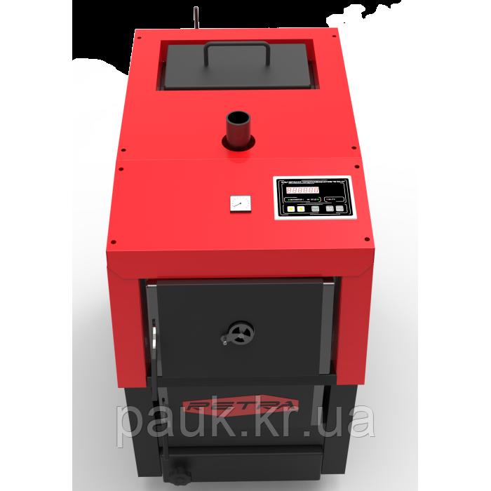 Твердотопливный котел 40 кВт «Retra Light», водогрейный бытовой котел