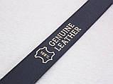 Женский кожаный тонкий пояс Hermes, фото 5