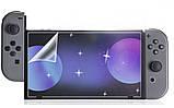 Комплект плівка HORI + накладки на стіки для Nintendo Switch, фото 3