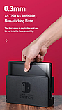 Комплект плівка HORI + накладки на стіки для Nintendo Switch, фото 10
