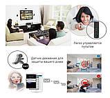Беспроводной комплект видеонаблюдения UKC на 4 Wi-Fi камеры 2МП, NVR 4K KIT WiFi, Гарантия!, фото 2