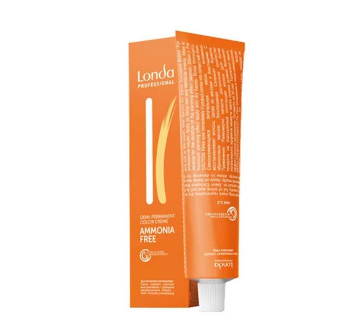 Londacolor demi Permanent 5/0  светлый шатен