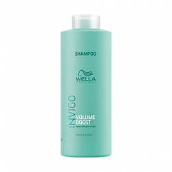 Wella Volume Boost Bodifying Shampoo  Шампунь для объема, 1000 мл