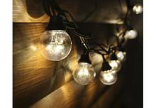 Гирлянда - маленькие лампочки Led Galaxy Bulb String / 10 метров 20 ламп (расстояние между лампами 50см)