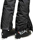 Maier Sports Herren Anton 2 | Чоловічі гірськолижні штани | р - 24 (XS) див.заміри в описі, фото 4