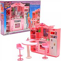 Детская игрушечная мебель Глория Gloria для кукол Барби - барная стойка 2616. Обустройте кукольный домик