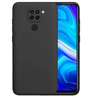 Чехол силиконовый для Xiaomi Redmi 10X 4G Black