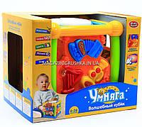Игрушка развивающая для детей «Волшебный кубик» Умняга 7502