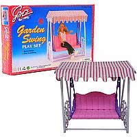 Детская игрушечная мебель Глория Gloria для сада. Обустройте кукольный домик (98016)