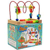 Игрушка развивающая для детей Fun logics «Лабиринт» 7371