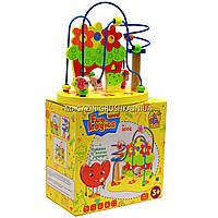 Игрушка развивающая для детей Fun logics «Лабиринт» 7365
