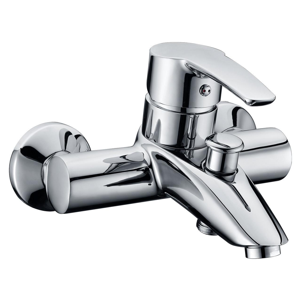 Смеситель для ванны Imprese Horak 10170 хром