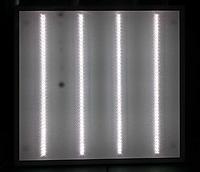 Светодиодная панель 36Вт 600х600 4500K Армстронг колотый лед