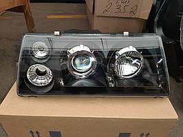 Фара на ВАЗ 2108 2109 21099  Линза- Лед+ Диоды.