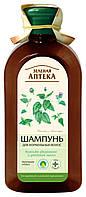 """Шампунь """"Крапива двудомная и репейное масло"""" для нормальных волос Зеленая Аптека 350 мл"""