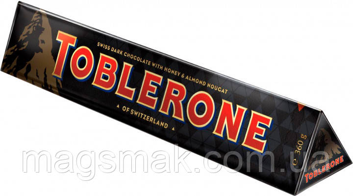 Шоколад Toblerone Темный 360 г, фото 2