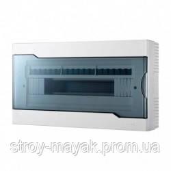 Бокс наружный 18-ти модульный (ЩРН-П-18) Lezard 730-2000-018