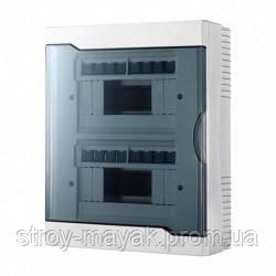 Бокс наружный 24-х модульный (ЩРН-П-24) Lezard 730-2000-024