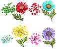 Сухоцветы для дизайна ногтей, фото 4
