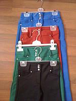 Детская одежда оптом Брюки для девочек оптом р.110-152см, фото 1