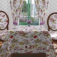 Ткань скатертная для гостиниц