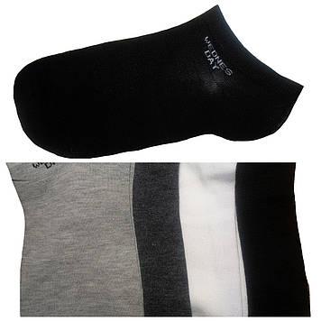 Носки мужские короткие тонкие хлопок
