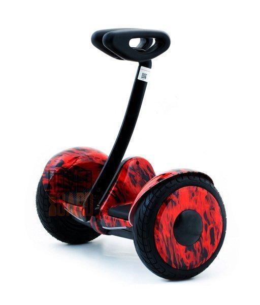 Гироскутер смарт баланс Ninebot Mini Красное пламя