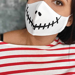 Захисна маска особи Страшилка 22х11 см (SMM_20S045)