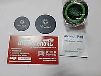 Держатель-подставка телефона магнитный на ножке (двухсторонний скотч) Land Rover пр-во Moci, фото 1