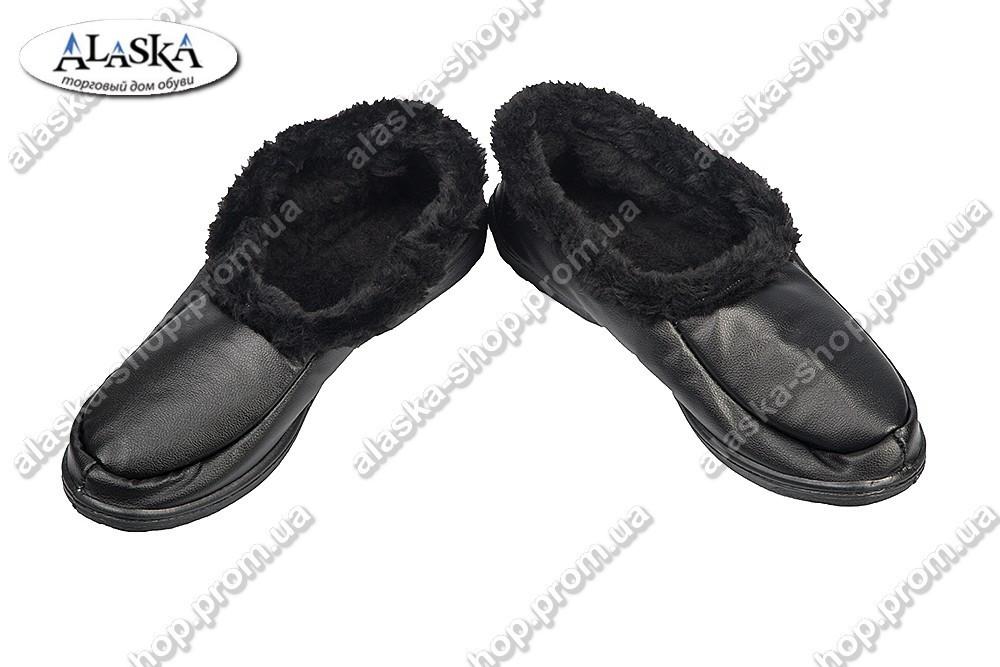 Женские бабуши черные (Код: Бабуш)