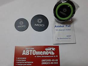 Держатель-подставка телефона магнитный на ножке (двухсторонний скотч) Moci пр-во Moci