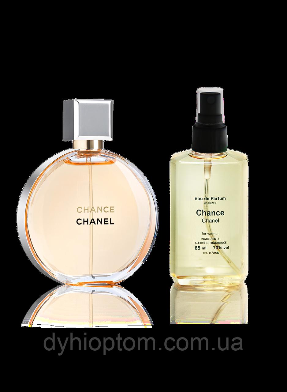 Пафюмированная вода для женщин Chance 65ml