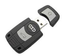 USB-флешка Ключ зажигания Ауди Audi, фото 1