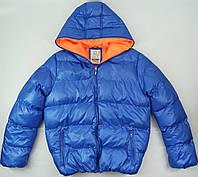 Зимняя куртка GLO story 9809 176см(р) синяя