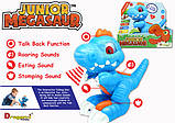 Baby Dragon-I  Интерактивный Динозаврик Ти-Рекс (повторюшка), фото 4