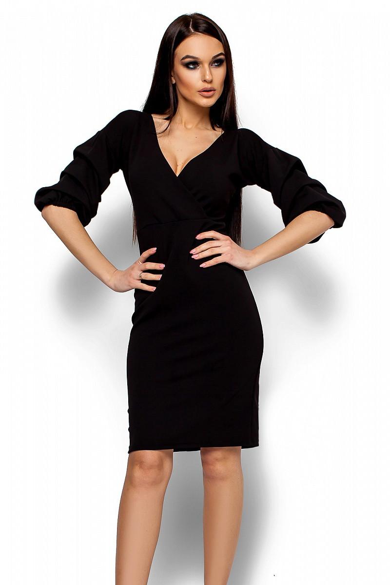 Вишукане чорне вечірнє плаття Kerry