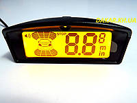 Парктроник Tiger TG-P4L LCD 4 датчика, фото 1