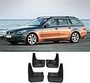 Брызговики MGC BMW 5 E61 универсал 2003-2009 г.в. комплект 4 шт 82160148711, 82160148712, фото 4